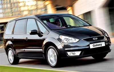 Ford Galaxy - (Форд Галакси)